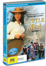 Little Men (Louisa May Alcott's) - Season 1 (4 Disc Set) on DVD