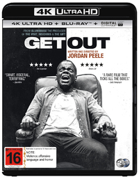 Get Out on UHD Blu-ray image