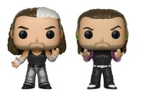 WWE: Hardy Boyz - Pop! Vinyl 2-Pack