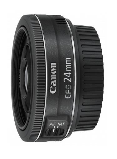 Canon EF-S 24mm F/2.8 STM EF-S Mount Lens image