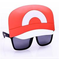 Sunstaches: Costume Sunglasses - Pokemon Ash