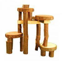 Magic Wood: Eco Tree Blocks - Playset (22 piece set)