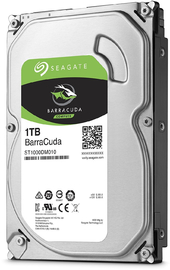 "1TB Seagate BarraCuda 3.5"" 7200RPM SATA HDD"