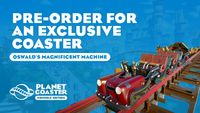 Planet Coaster for PS5