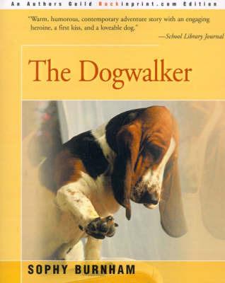 The Dogwalker by Sophy Burnham image