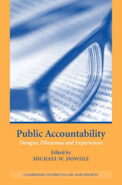 Public Accountability image