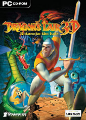 Dragon's Lair 3D: Return to the Lair (Jewel Case) for PC