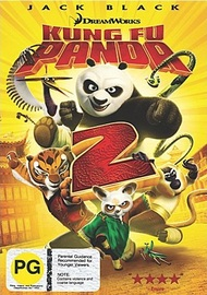 Kung Fu Panda 2: The Kaboom of Doom on DVD
