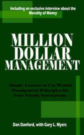 Million Dollar Management by Dan Danford