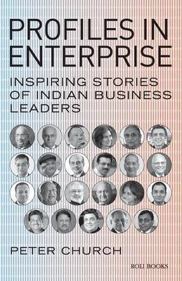 Profiles in Enterprise by Peter Church image