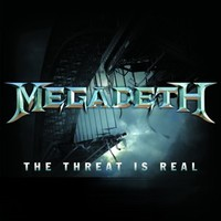 """The Threat Is Real (12"""" Single) by Megadeth"""