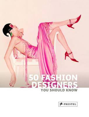 50 Fashion Designers You Should Know by Simone Werle image