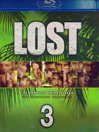 Lost - The Complete 3rd Season: The Unexplored Experience (The High Definition Collection) (7 Disc Set) on Blu-ray
