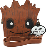 Loungefly Marvel Groot Crossbody Bag