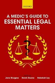 A Medic's Guide to Essential Legal Matters image