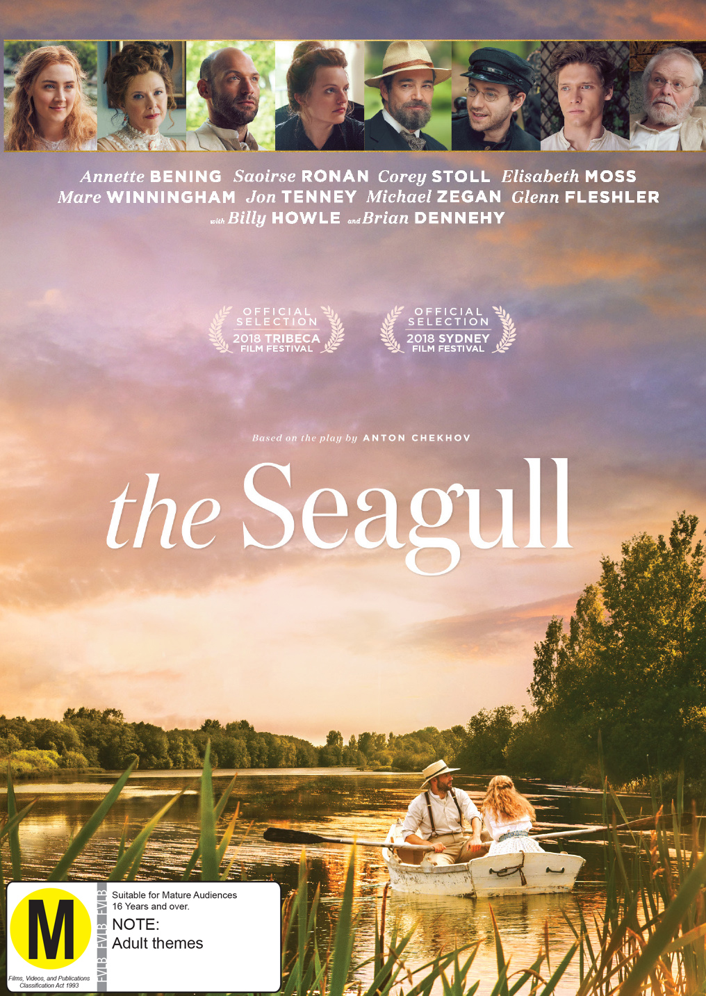 The Seagull on DVD image
