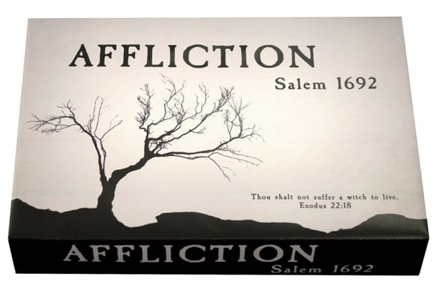 Affliction: Salem 1692 - Board Game