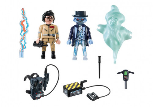 Playmobil: Ghostbusters Spengler and Ghost