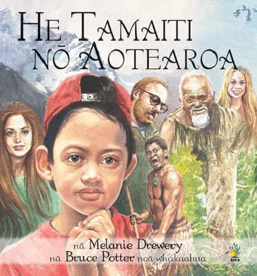 He Tamaiti No Aotearoa (Maori language) image