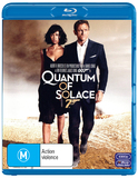Quantum of Solace (2012 Version) on Blu-ray