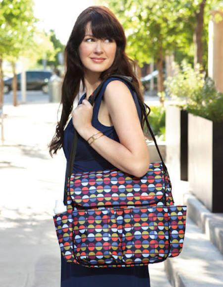 Skip Hop: Dash Deluxe Nappy Bag - Sequins image