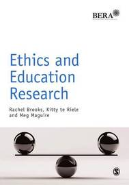 Ethics and Education Research by Rachel Brooks