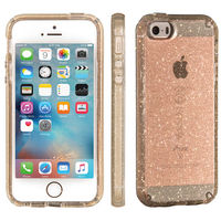 Speck iPhone 5/5s Candyshell Case (Clear Gold Glitter)