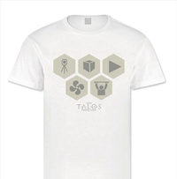 The Talos Principle - Actions T-Shirt (Large)