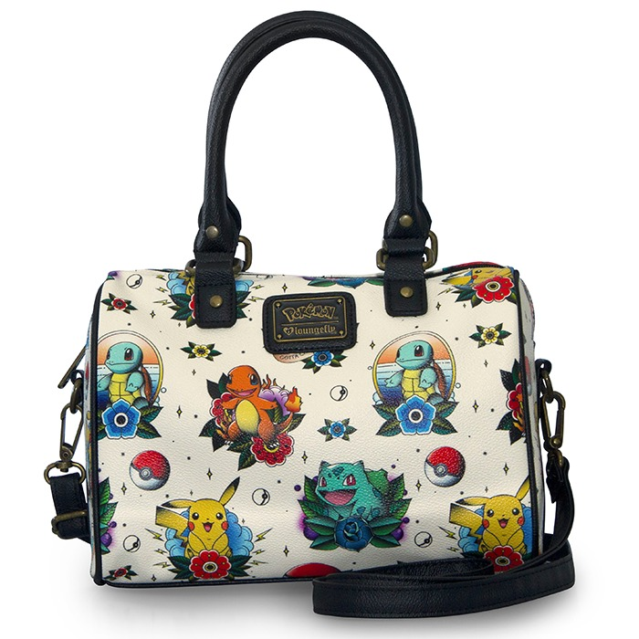 Loungefly Pokemon Tattoo Handbag image