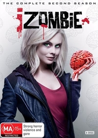 iZombie: The Complete Second Season on DVD