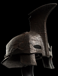The Hobbit: Gundabad Orc Helm - by Weta