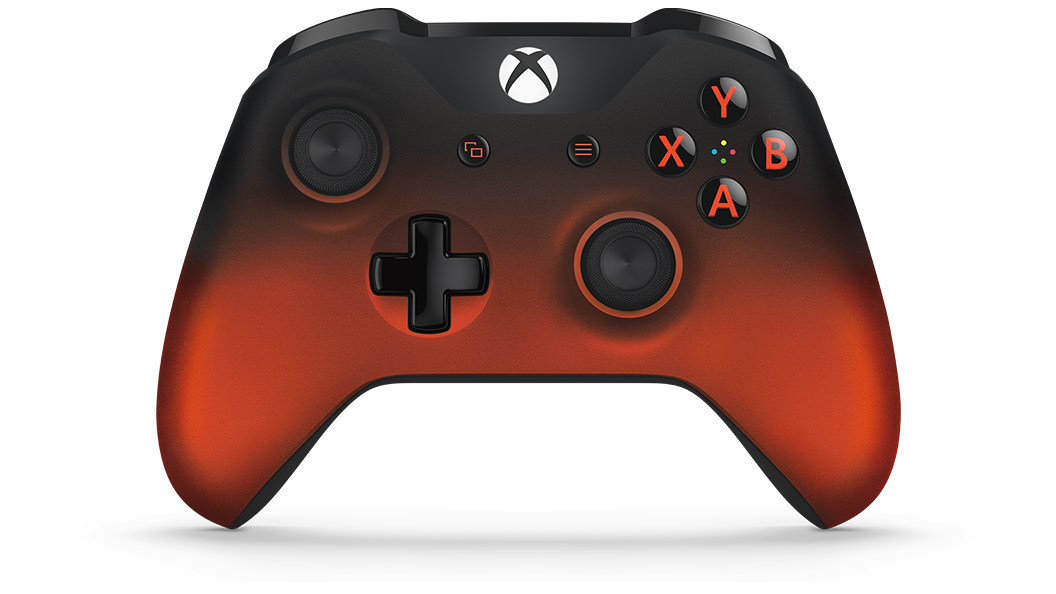 Xbox One Wireless Controller - Volcano Shadow Special Edition (with Bluetooth) for Xbox One image