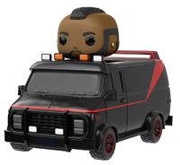 A-Team - Van with B.A. Baracus Pop! Ridez