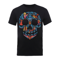 Coco: Mens T-Shirt - Skull (XX-Large)
