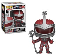 Power Rangers - Lord Zedd Pop! Vinyl Figure image