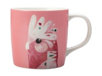 Maxwell & Williams: Pete Cromer Mug - Galah (375ml)