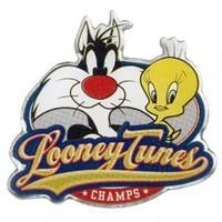 Looney Tunes: Sylvester & Tweety Pin Badge