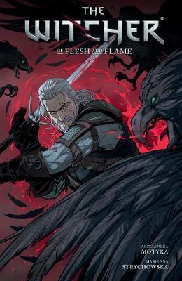 The Witcher Volume 4 by MOTYKA ALEKSANDRA image