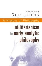 History of Philosophy: Vol 8 by Frederick C Copleston image