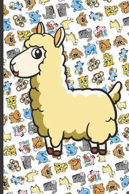 Llama and Friends Notebook by Janice H McKlansky Publishing