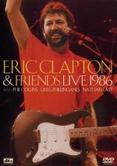 Eric Clapton & Friends - Live 1986 on DVD