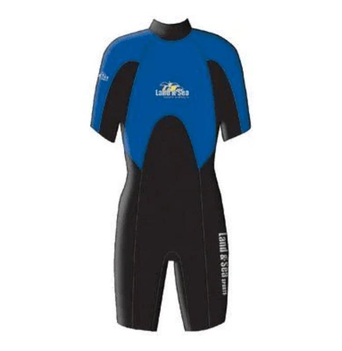 Palm Beach Spring Suit - Blue (XS) image