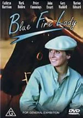 Blue Fire Lady on DVD