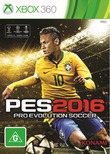 Pro Evolution Soccer 2016 Day 1 Edition for Xbox 360