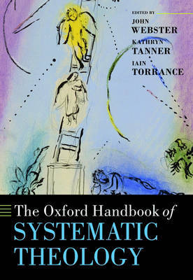 The Oxford Handbook of Systematic Theology image