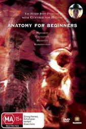 Anatomy For Beginners (2 Disc Set) on DVD