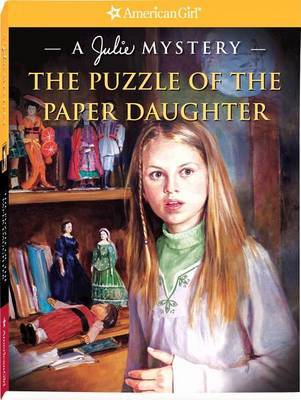 The Puzzle of the Paper Daughter by Kathryn Reiss image