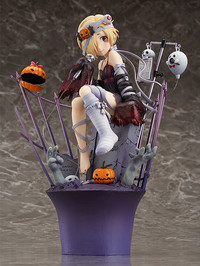 The Idolmaster: 1/7 Koume Shirasaka (Halloween Nightmare Ver.) - PVC Figure
