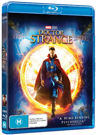 Doctor Strange on Blu-ray image
