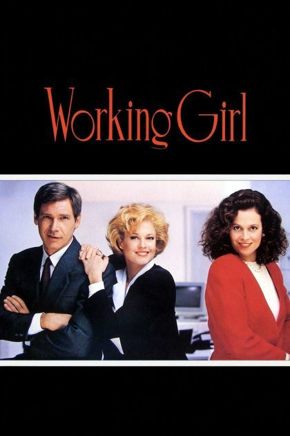 Working Girl on DVD